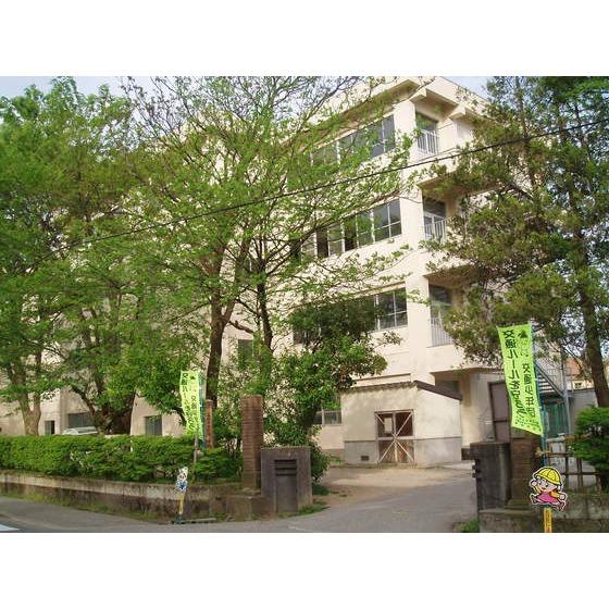 高岡市立定塚小学校(501m)
