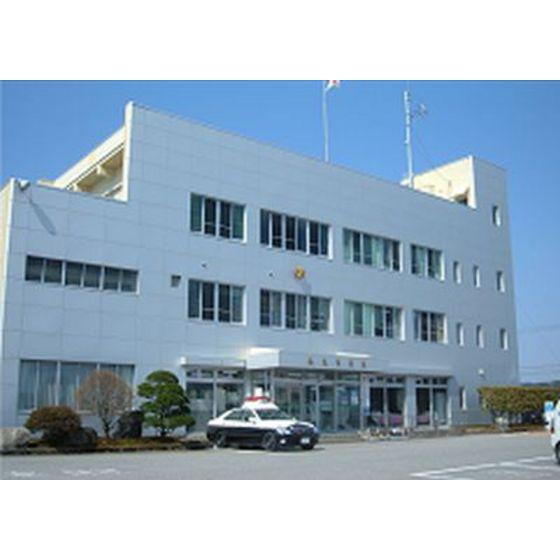 氷見警察署(668m)