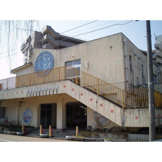放生津保育園(373m)