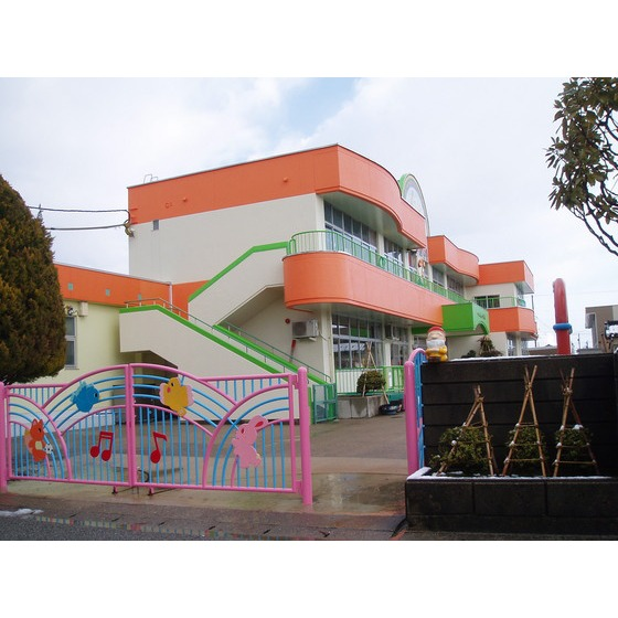 つくし保育園(190m)
