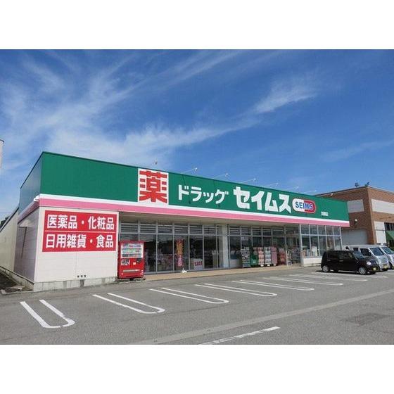 ドラッグセイムス羽根店(1,474m)