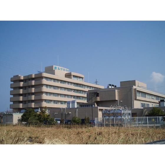 射水市民病院(4,161m)
