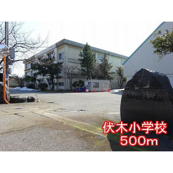 伏木小学校(500m)