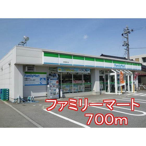 ファミリーマート(700m)