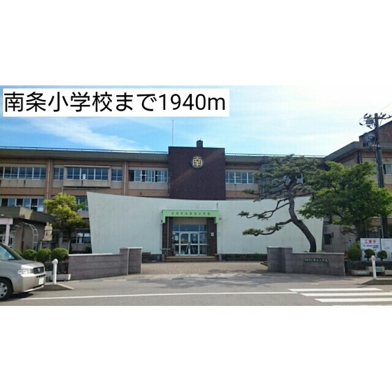 南条小学校(1,940m)
