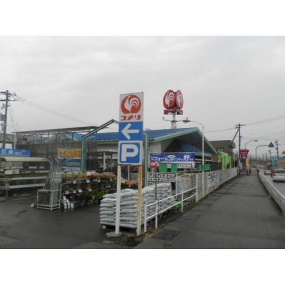 コメリハード&グリーン小矢部店(884m)