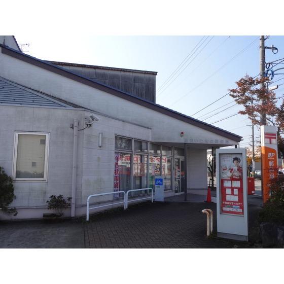 高岡いわせの郵便局(608m)