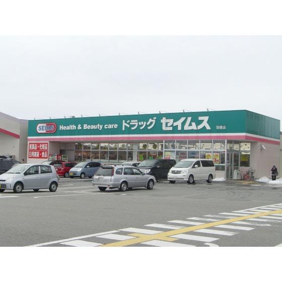 ドラッグセイムス羽根店(402m)