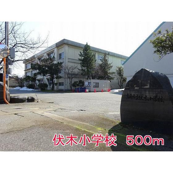 高岡市立伏木小学校(500m)