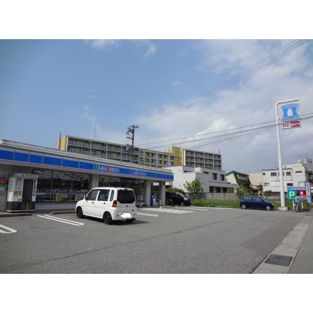 ローソン富山大学西門前店(216m)