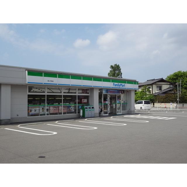 ファミリーマート五福店(166m)