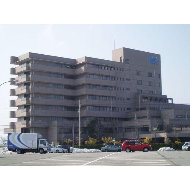 済生会高岡病院(1,520m)